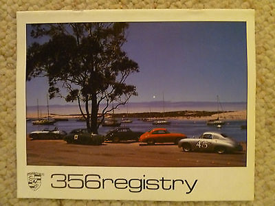 1990 Porsche 356 Registry Magazine Vol# 14 No. 6 Aug / Sept 1990 RARE Awesome