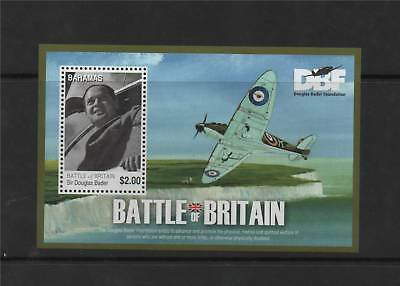 Bahamas 2010 Battle Of Britain MS MNH
