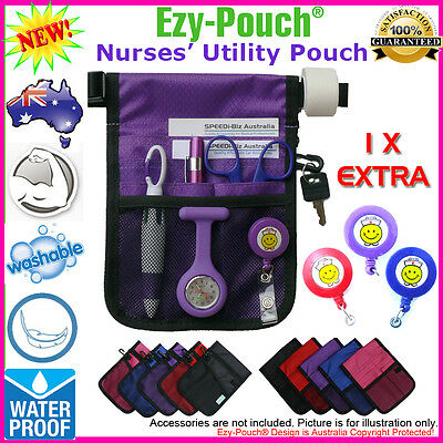 High Quality Ezy-Pouch® NurseS VET Childcare Pouch Bag Pocket Pick Color Pack