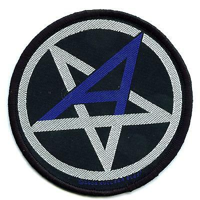 ANTHRAX   Aufnäher  Patch Trash Metal