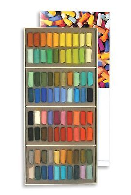 Sennelier Soft Pastel Set - Half Length - 80 Assorted