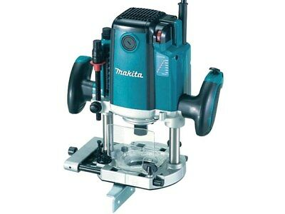 Makita RP2301FCX 240v Corded 1/2in Variable Speed Plunge Router - 2100W