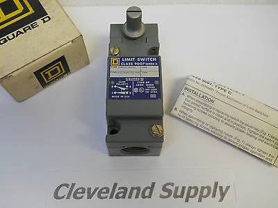 Square D 9007 C54B2 Turret Head Heavy Duty Limit Switch Unit New In Box
