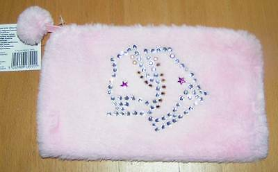 UNIQUE GIFT - Ice Skating Pencil Case with Crystal Ice Skates Design