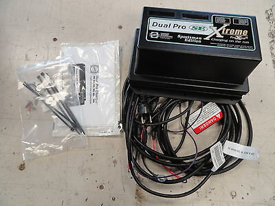 DUAL PRO SE CHARGER XTREME PRO XTRA II SPORTSMAN EDITION 10 A DC @ 230 V AC BOAT