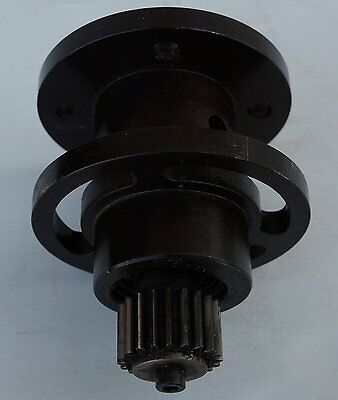 Wysong Z Axis Motor Pinion & Housing