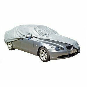 Fiat Grande Punto High Quality Breathable/Waterproof Car Cover Free Tarp Clips
