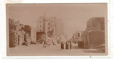 CAIRO, Mosque in a Native Quarters, MINT / UNUSED RP type `Bookmark` Size.