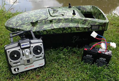 Brand New Carp Bait Boat. Lake Reaper, Camouflage At A Fantastic Boat. Best Deal
