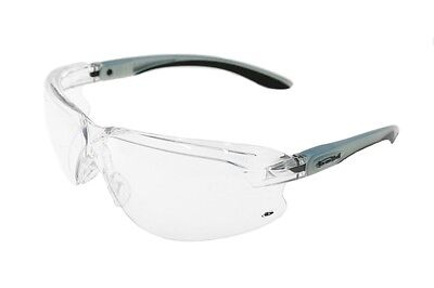 BOLLE Axis CLEAR Lens Glasses Safety Cycling Skiing Leisure Specs Spectacles