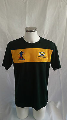 """Isc Australia Rl """"world Cup"""" Official Training Tee.  Rrp £29.99. Up To Size 4Xl"""