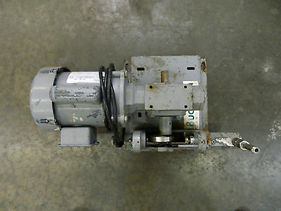 Buckman Laboratories Dual Piston Pump W/ Ge 1/4Hp 1/4 Hp Motor 115V 1Ph 1725 Rpm