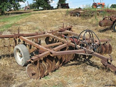 Durham 11' Wheel Disc Plow/Cultivator