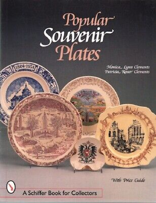 Popular Souvenir Plates with Price Guide