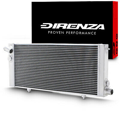 DIRENZA ALUMINIUM 40MM RADIATOR RAD FOR PEUGEOT 205 309 1.6 1.9 GTI 8v 1.8 TD