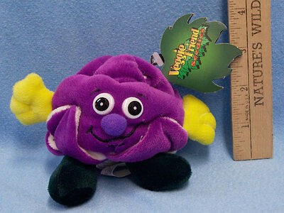 42c65e52a39 Seed Bean Bag Plush Veggie Friends Seedies Cabby Cabbage Toy Limited Edition