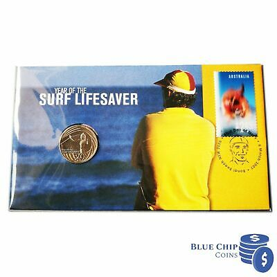 2007 20c YEAR OF THE SURF LIFESAVER PNC
