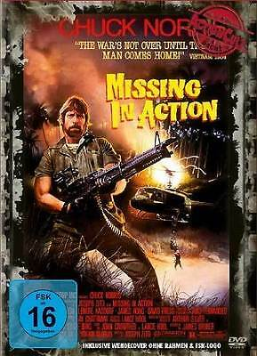 Missing in Action - Chuck Norris - Action Cult uncut  - DVD