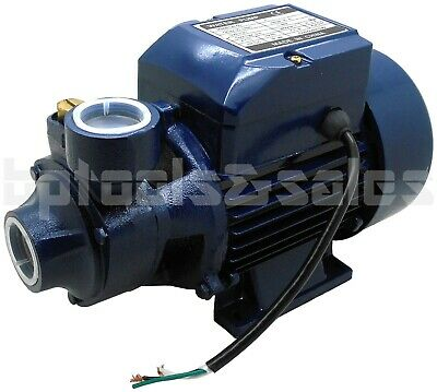 1/2HP Centrifugal Clean Clear Water Pump Electric Industrial Farm Pool Pond Pump