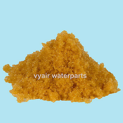 Mixed Bed Virgin Di Resin For Pure Water 1 Litre Bag