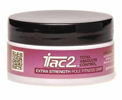 iTac2 Fitness Pole Dance Hand Grip Level 4 Extra Strength Solution 45gm