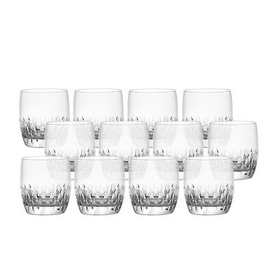 Mikasa Capella Crystal Double Old Fashioned, Set of 12
