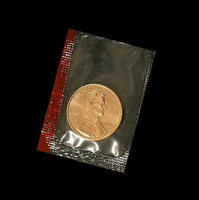 1997 D  Lincoln Memorial Penny ~ Uncirculated Coin in Original Mint Cello