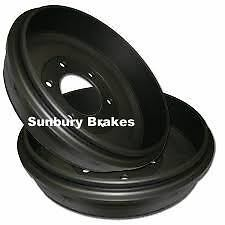 Holden HD HR BRAKE DRUMS NEW suit  rear PAIR 1965 to 1967 Premier
