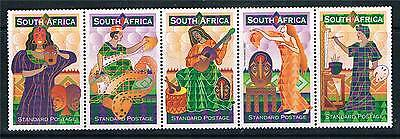 South Africa 1999 Arts Festival SG 1133-7 MNH