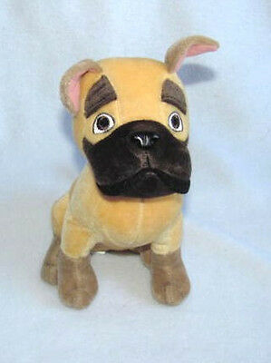 "8"" Sinbad Legend of the Seven Seas Movie Spike the Puppy Dog Plush Stuffed Toy"