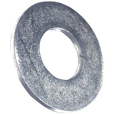 "3/8"" stainless steel flat washers packed in 25 count box"