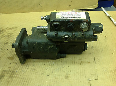 COMMERCIAL INTERTECH PN  205104000 PTO Hydraulic Pump Valve Dump Truck  USED