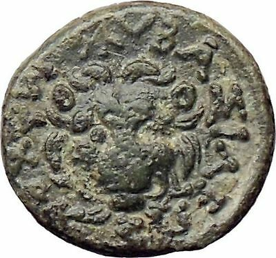 LYSIMACHOS 323BC Genuine Ancient Greek Coin with ALEXANDER the GREAT LION i30521