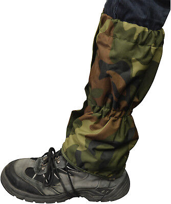 Boot Size 4-8 Camouflage Military Army Walking/Hiking Waterproof Gaiters