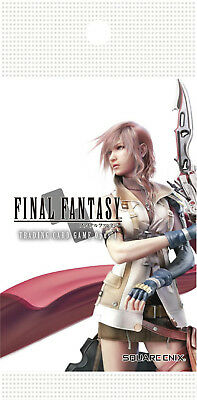 Final Fantasy TCG Opus 1 - Booster Pack Brand New Official Merchandise