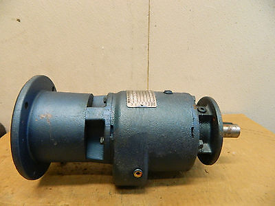 "Sew Eurodrive Rf40Lp56 Gearbox Speed Reducer 111.16:1 Ratio 1"" Output Shaft"