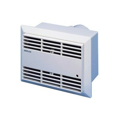 Airflow Roomvent T (O7) 100mm Timer Bathroom Extractor Fan - 71616301