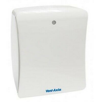Vent Axia Lo-Carbon Solo Plus SELV T Timer Bathroom Extractor Fan