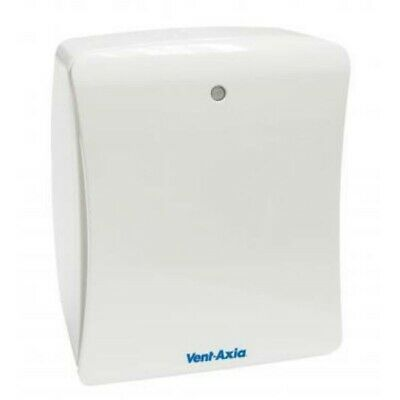 Vent Axia Solo Plus T Timer Extractor Fan 427478 Bathroom Toilet Centrifugal