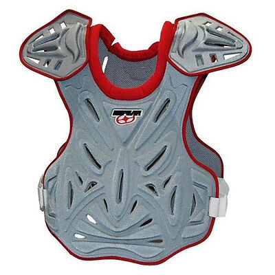 NO FEAR EMPIRE PRO MOTOCROSS SOFT ARMOUR roost CHEST PROTECTOR ADULT S/M L/XL