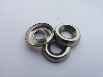 #6 Stainless steel finishing washer 250 QTY