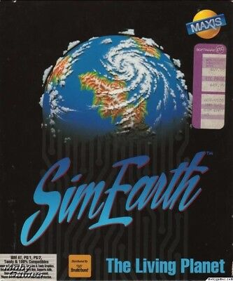 SIMEARTH SIM EARTH PC Game +1Clk Windows 10 8 7 Vista XP Install