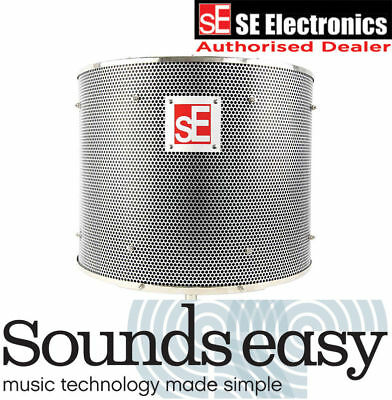 SE Electronics The Reflexion Filter Pro - Microphone Reflection Vocal Booth NEW