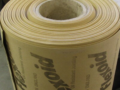 Genuine Flexoid Paper 0.4Mmthk 2.5Mtr Roll X 500Mmwide Suitable For Oil & Water