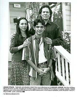 A Martinez Irene Bedard Alexis Cruz Grand Avenue Original 1989 Hbo Tv Photo