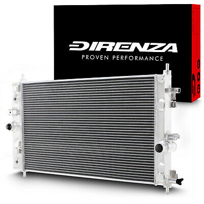 Direnza High Flow Alloy Radiator Rad For Vauxhall Opel Astra J Mk6 Gtc 1.6 Sri