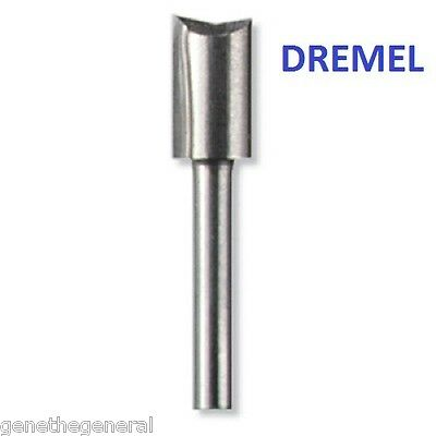 2 New Authentic Dremel 654 Router Bit High Grade Steel, High Speed Cutter