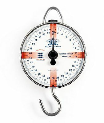 Reuben Heaton NEW Limited Edition Standard England Fishing Scales *60lb/120lb*
