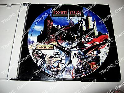 Dominus PC Game Low Ship U.S. GOLD
