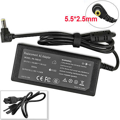 AC Adapter Charger Power Supply for Gateway M-7315U M275 MA8 ML6720 MT6730 W6501